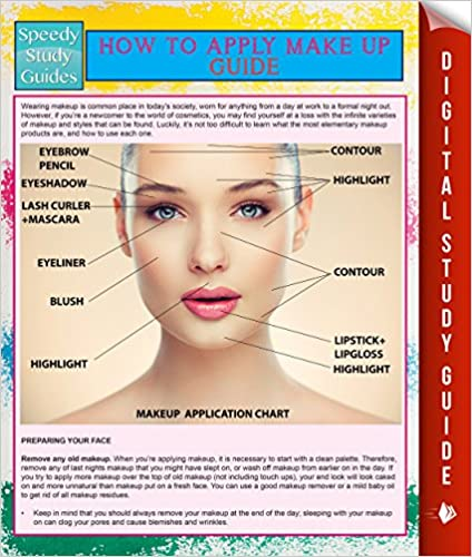 How to apply make up guide speedy study guide kindle edition how to apply make up guide speedy study guide kindle edition ccuart Gallery