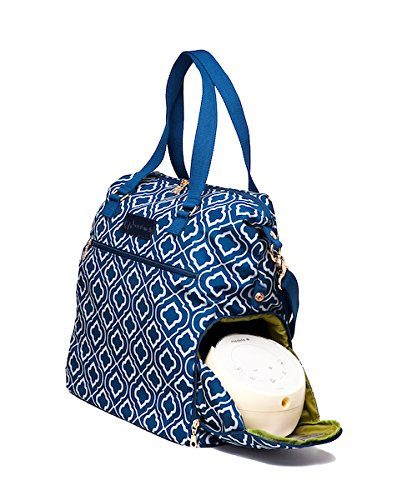 Sarah Wells Lizzy Breast Pump Bag (Navy) by Sarah Wells (Image #4)