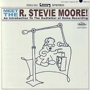 Meet the R Stevie Moore