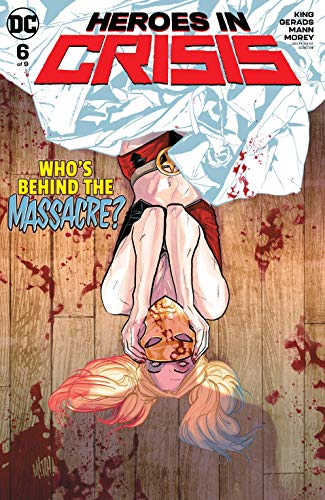 Pdf Graphic Novels Heroes in Crisis (2018-) #6
