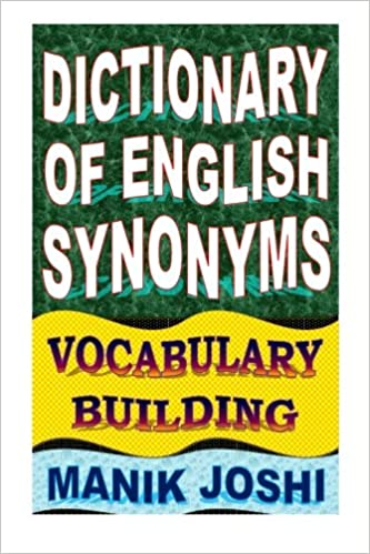 Descargar libros alemanes ipad Dictionary of English Synonyms