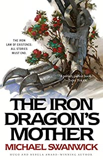 Book Cover: The Iron Dragon's Mother