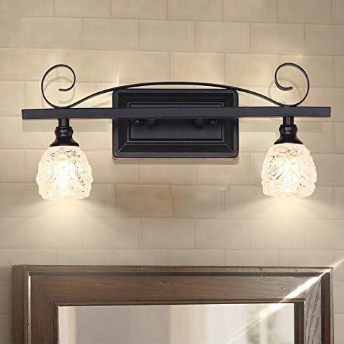 Lfnrr Amerikanischen Spiegel Lampe Bad Badezimmer Rustikal Eisen