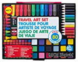 Alex Toys Artist Studio Travel Art Set with Carrying Case, Multi Color