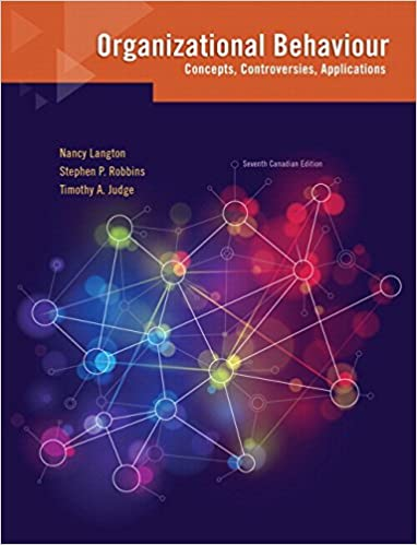 Organizational behaviour concepts controversies applications seventh canadian edition plus new mylab management with pearson etext access card package 7th edition nancy langton stephen p robbins fandeluxe Image collections