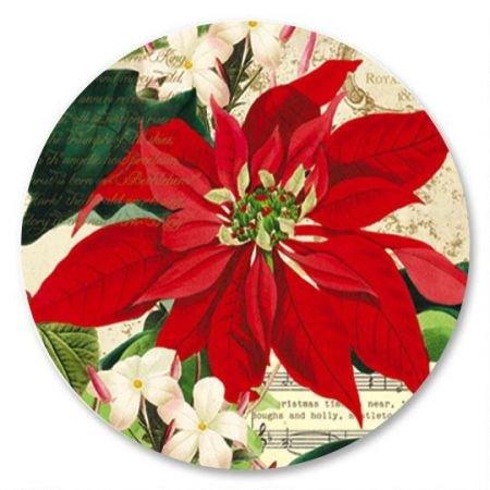 - Winter Joy Christmas Envelope Seals - Set of 144 Self-Adhesive, Flat-Sheet, 1-1/2