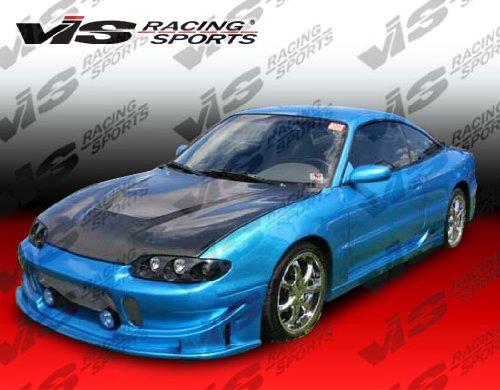 VIS 93-97 Mazda MX-6/MX6 Carbon Fiber Hood INVADER 94 - Mazda Mx6 Carbon