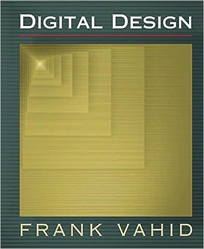 Digital design frank vahid 9780470044377 amazon books digital design 1st edition fandeluxe Image collections