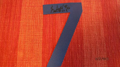 LEE SMITH Signed Chicago Cubs Baseball Jersey #7 only -Guaranteed Authentic