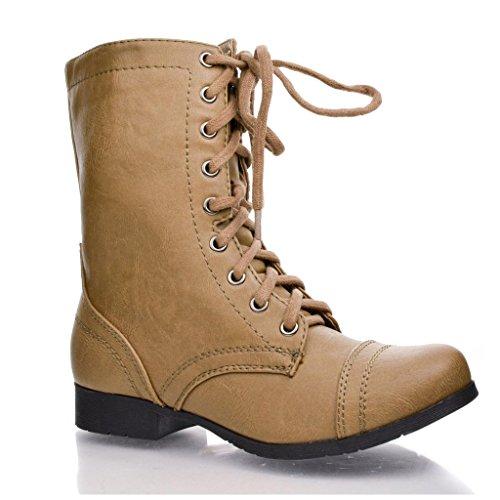 soda combat boots - 7