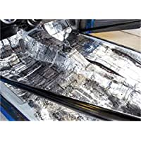 HushMat 625612 Sound and Thermal Insulation Kit (1961-1964 Chevy B Body Firewall)