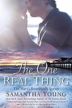 The One Real Thing (Hart's Boardwalk Book 1) by [Young, Samantha]