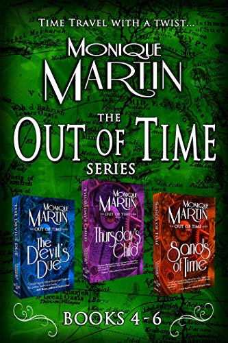 Out of Time Series Box Set II (Books 4-6) (Out Of Time Box Set Book ()