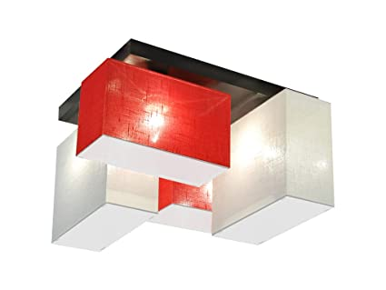 Deckenlampe Deckenleuchte Mit Blenden Blejls44rowed Leuchte Lampe 4