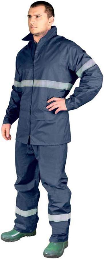Reis kpl-Rainer_Gxl - Kit de protección contra la lluvia, talla XL, color azul oscuro
