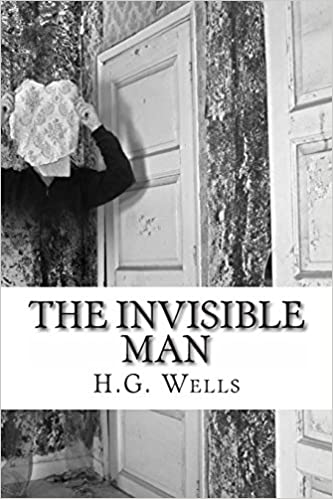 the invisible man hg wells cliff notes