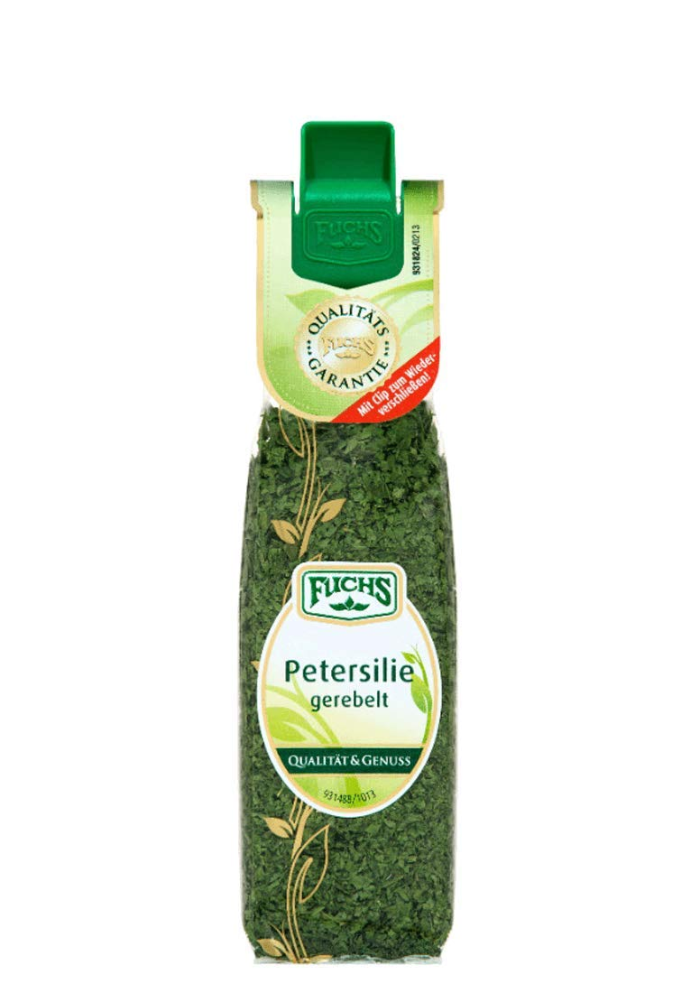 Fuchs Parsley rubbed (7g) pack of 2 - German product