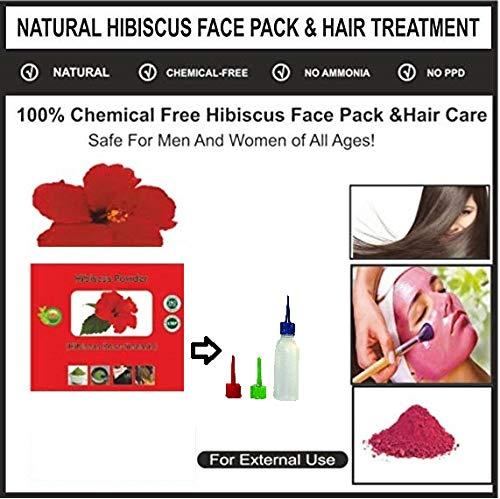 Hibiscus Powder 100% Natural pure powder js (100GRM)