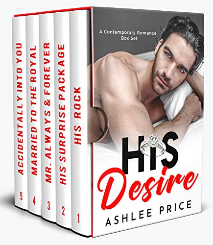His Desire: A Contemporary Romance Box - Anthology Set