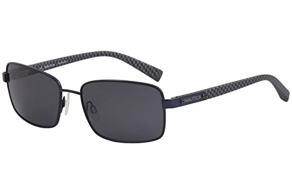 065ff761ee Nautica Sunglasses N5102S - Navy at Amazon Men s Clothing store