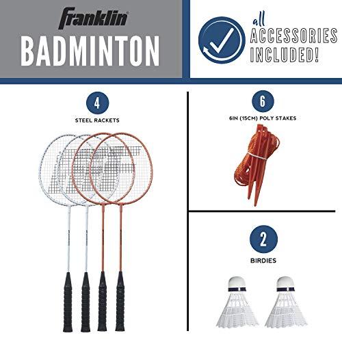 Buy badminton set for backyard
