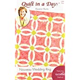 Quilt in a Day Eleanor Burns Pattern, Nouveau Wedding Ring Quilt