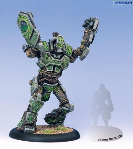 Privateer Press - Hordes - Circle Orboros: Megalith Model Kit 3