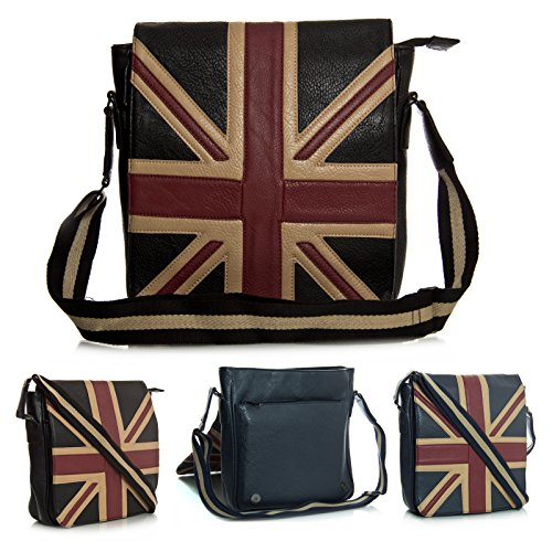 Big Handbag Shop Unisex Union Jack Gb Uk Souvenir Gift