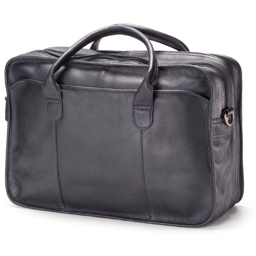 (Clava Legal Briefcase , Vachetta Black)