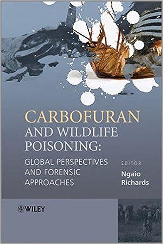 Livres gratuits en ligne à télécharger en pdf Carbofuran and Wildlife Poisoning: Global Perspectives and Forensic Approaches (Littérature Française) PDF CHM ePub