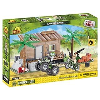 COBI Small Army Jungle Base