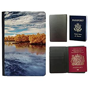 Passeport Voyage Couverture Protector // F00003988 viajes // Universal passport leather cover