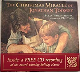 The Christmas Miracle Of Jonathan Toomey.The Christmas Miracle Of Jonathan Toomey Amazon Com Books