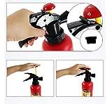 Hewnda simulation fire extinguisher water gun child playing war role playing water gun playing water toys