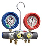 Yellow Jacket 49973 Manifold Only Degrees F, psi
