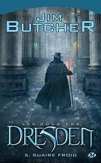 Les dossiers Dresden 05 : Suaire froid, Butcher, Jim