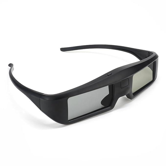 28 opinioni per Docooler G06-BT Vetri Otturatori 3D Attivi Occhiali di Realtà Virtuale Segnale