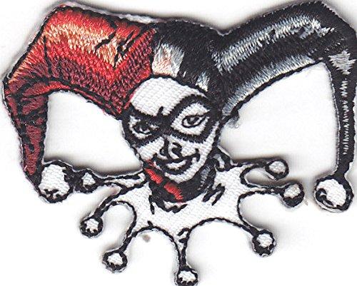 HARLEY QUINN-BATMAN--DC COMICS- GOTHAM-Iron On Patch/TV, Movie,Cartoons,Justice at Gotham City Store