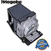 For TLPLW11 Compatible Projector Lamp with Housing for TOSHIBA TDP WX2200 X2000 X2500 X2500A X3000A XC2000 XC2500 XC3000A XD2500 XD2000 XD2700 XD3000A XE30 TLP-X2000U TLP-X2500/A TLP-X2500U by Mogobe