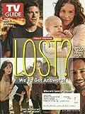 TV Guide Magazine May 26-June 1, 2008 Lost, Dina Lohan, Jimmy Fallon, The Andromeda Strain