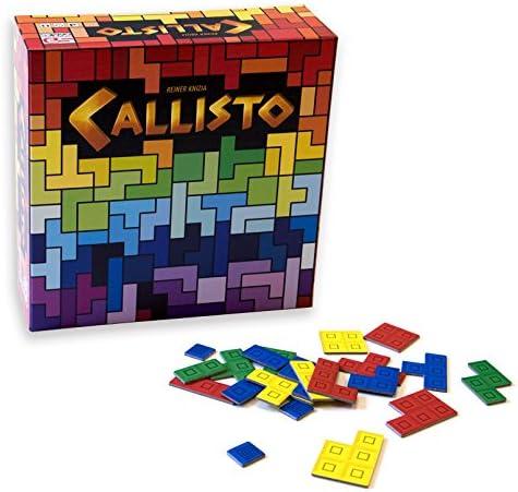 Sophisticated Games sop19232 Callisto Juego: Amazon.es: Juguetes y juegos