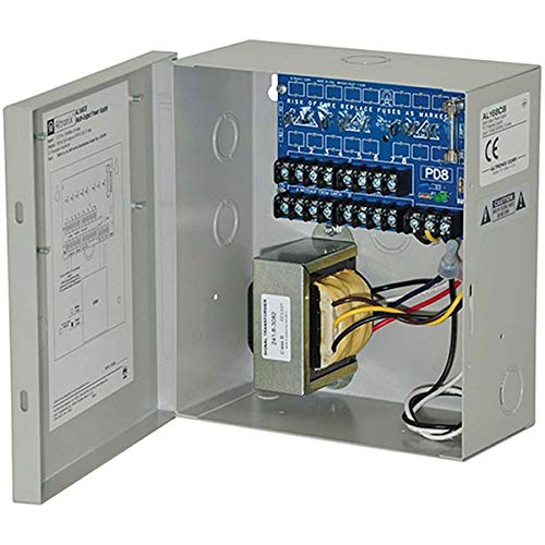 Power Supply, Outputs 8, Amps 6