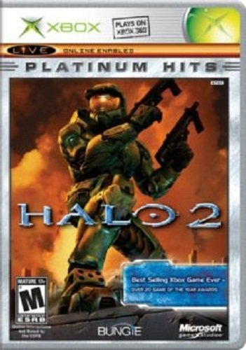 Halo 2 - Compatible with Xbox and Xbox 360 (Certified, used for sale  Delivered anywhere in USA