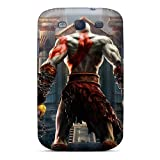 Galaxy S3 Case Bumper Tpu Skin Cover For God Of War 2 Hd Accessories