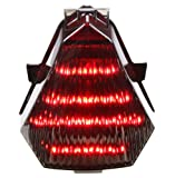 2008-2016 Yamaha YZF R6 Integrated Sequential LED Tail Lights Smoked