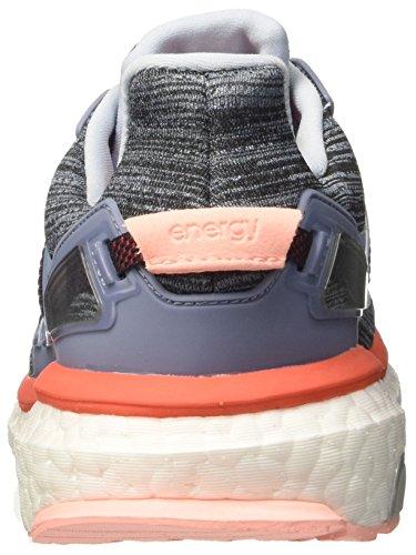 adidas Energy Boost 3 W, Zapatos para Correr para Mujer Gris (Easblu/eascor/hazcor)