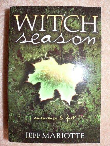 Witch Season: Summer and Fall Quartet Binding