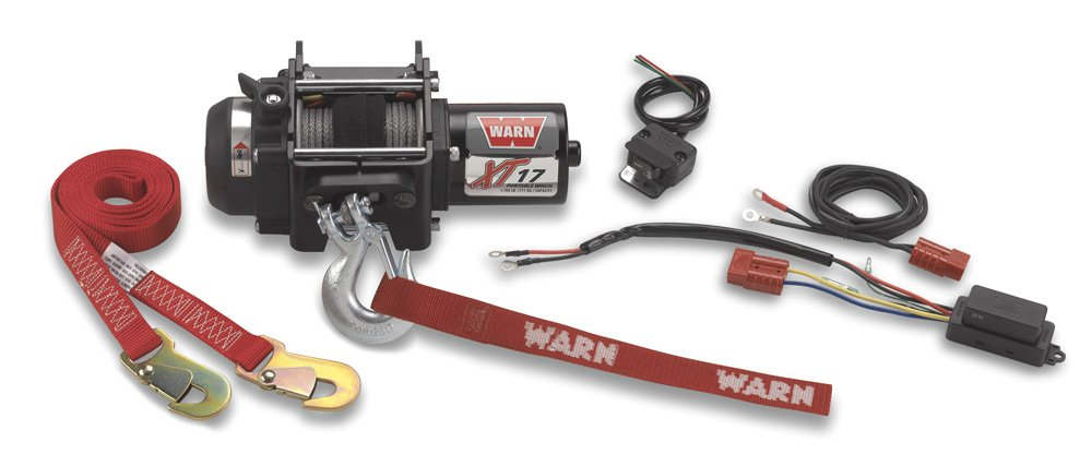 WARN 85900 XT17 Portable Winch Kit
