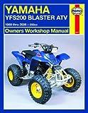 Yamaha YFS200 Blaster ATV, Ken Freund and Max Haynes, 1563926881