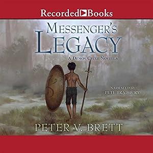 Messenger's Legacy Audiobook